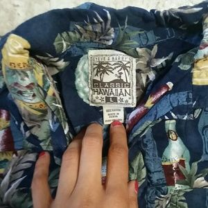 Steve & Barry's Shirts - Steve and barrys Hawaiian shirt